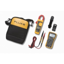 Fluke 117/323 Multimeter & Clamp Combo