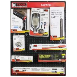 K Tool 0847 Lighting Display
