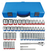 "KT Pro A3505CR 3/8"" Drive 6-Point Socket Set"
