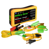 Save A Battery 3015LCD 12 Volt/25 Watt Battery Maintainer/Saver & Battery Rescue
