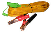 Save A Battery 3515 20' Alligator Clip-On Battery Connection Cable