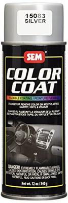 SEM Paints 15083 Color Coat - Silver Aerosol