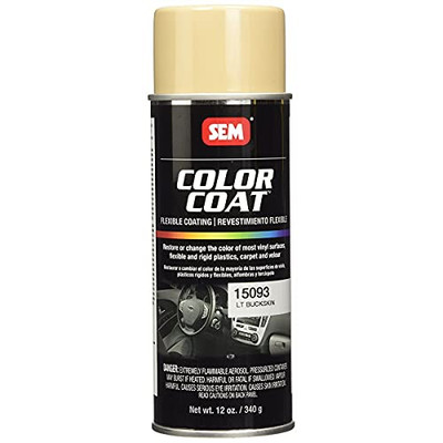 SEM Paints 15093 Color Coat - Light Buckskin Aerosol