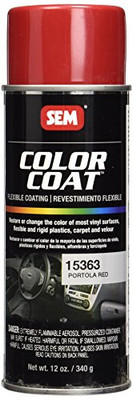 SEM Paints 15363 Color Coat - Portola Red Aerosol