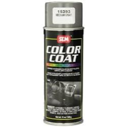 SEM Paints 15393 Color Coat - Medium Gray Aerosol