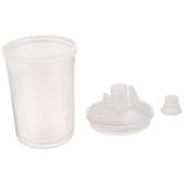 3M 16114 PPS Paint Preparation System Kit, Mini Size, 200 Micron Filters