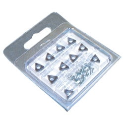 Ammco 90691410 Negative Rake Carbide Insert (10 Pack)
