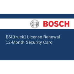 Bosch 3824-08 ESI Truck Renewal License Diagnostic Software