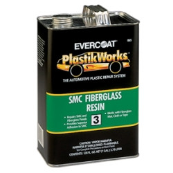 Fibreglass Evercoat 864 SMC Fiberglass Resin - Quart