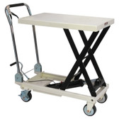 Jet 140771 JET SLT-330F Scissor Lift Table, 330 lb. Capacity