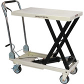 Jet 140777 JET SLT-660F Scissor Lift Table, 660 lb. Capacity