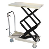 Jet 140778 DSLT-770 Scissor Lift Table, 770-lb Capacity