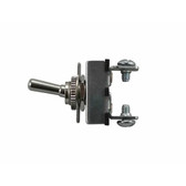 JT&T 2653J Heavy Duty All Metal Toggle 20A 12V S.P.S.T. 1 Pc