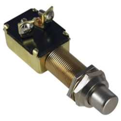 JT&T 2680F 10A @ 12V Starter Switch All Brass