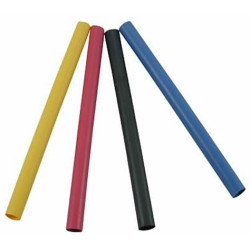 "JT&T 4056H (10) 4"" Piece 1/8"" Heat Shrink Tubing Assortment"