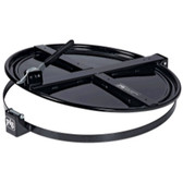 New Pig DRM659C-BK PIG Latching Drum Lid - US version - Black