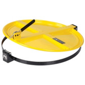 New Pig DRM659C-YW PIG Latching Drum Lid - US version - Yellow