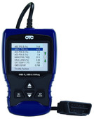 OTC 3209 Trilingual OBD II/EOBD & CAN Scan Tool with ABS/Airbag Codes
