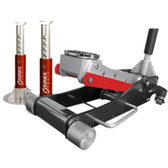 Sunex Tools 6603ASJPK 3 Ton Aluminum Floor Jack Pack