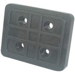 The Main Resource LP601 Lift Pad Kit With Hardware (4 Pack)