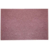 "The Main Resource MI8047-10 Medium Maroon Hand Pad 6"" x 9"""