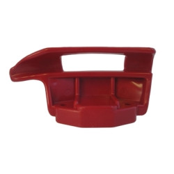 The Main Resource TCR343 Red Plastic Mount/Demount Head For Hunter Tire Changers