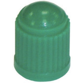 The Main Resource TI106 Green Plastic Tire Cap