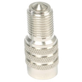 The Main Resource TI579 Metal Double Seal Tire Valve Cap