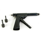The Main Resource TI832 Mushroom Plug Gun, Small & Large Nozzles for Tire Repair