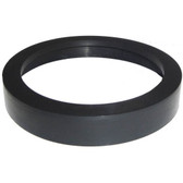 "The Main Resource WB1061572 6"" Wheel Balancer Rubber Sleeve/Guard"