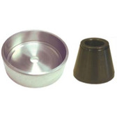 The Main Resource WB805-28 Wheel Balancer Cone Kit 1.75 - 2.58 Range: 28mm