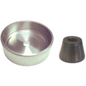 The Main Resource WB815-28 Wheel Balancer Cone Kit 2.44 - 3.06 Range: 28mm