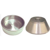 The Main Resource WB825-28 Wheel Balancer Cone Kit 3.37 - 5.25 Range: 28mm