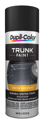 Duplicolor TSP102 Black Aqua Trunk Paint - 11 oz. Aerosol | JB ...
