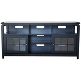 Amerihome TVSTAND60  60 inch Wood Television Stand
