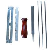 Sportsman Earth Series CSSKIT8 Multi-Size Manual Chain Saw Sharpener Kit