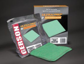 "Gerson Company 20008G Ultra Prep, The Ultimate Tack Cloth 18"" x 18"""