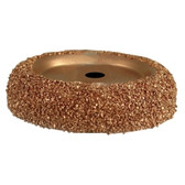 "Astro Pneumatic 235RASP 2.5"" Buffing Wheel (RASP) for Air Buffer"
