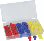 ATD Tools 396 50 Pc. Quick Splice Wire Tap Assortment