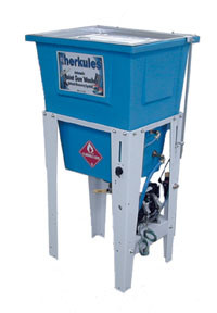 "Herkules G200 _The Classic Blue"""" Paint Gun Washer"