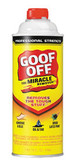 Kleanstrip FG654 Goof Off Professional Strength, Pint