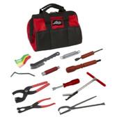 Lisle 71020 12 Piece Master Brake Repair Tool Kit