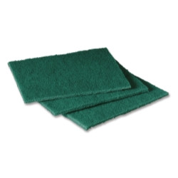 "3M 08293 Scotch-Brite General Purpose Scouring Pad 96, 6"" x 9"", 20/Box"