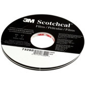 "3M 73202 Black Pinstripe 1/8""X150' Roll"