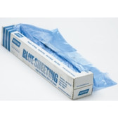 Norton 03723 20' X 350' Paintable Blue Plastic Protective Sheeting