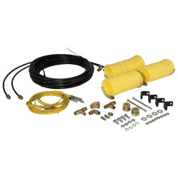 Rotary FC5760-14 Airline Kit 4-Post Lift, for Rolling Jacks