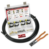 "S.U.R. & R KP1212 1/2"" & 12mm Fuel Line Replacement Kit"