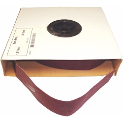 "The Main Resource MI5117 320 Grit Aluminum Oxide 1 1/2"" X 50 Yards Sand Paper"