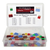 The Main Resource OPK476 MIcro2 And Micro3 Fuse Assortment, 55 Pieces