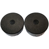 The Main Resource SP9183-2 Replacement Silencer Pads (2 Pk) for Brake Lathe